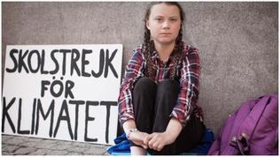 16 настай Швед охин яагаад Нобелийн шагналд нэр дэвших болов?