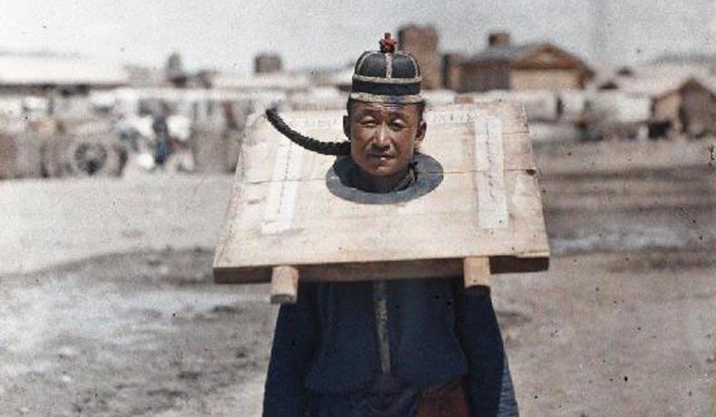 Монголчууд дэлхийн анхны өнгөт гэрэл зургийн хальсанд... (40 фото)
