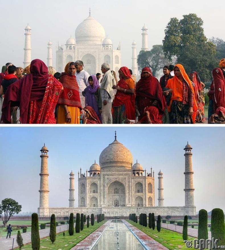Таж-Махал, Энэтхэг