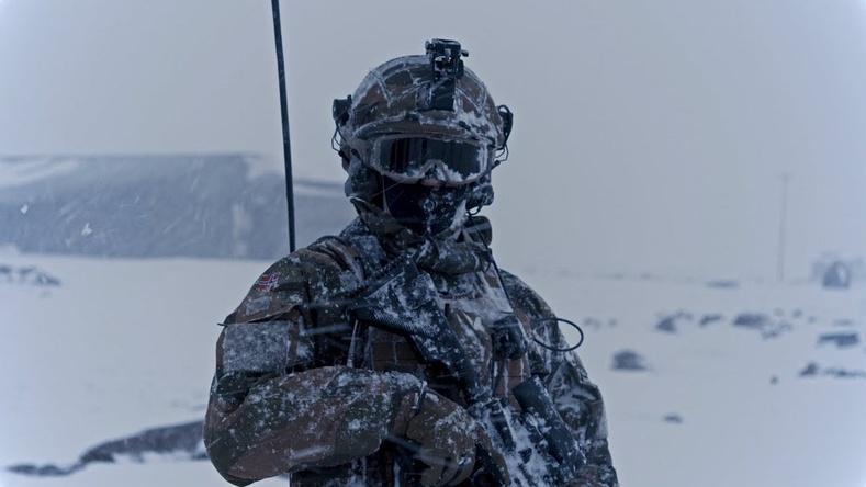 Норвегийн хааны агаарын хүчний цэрэг
