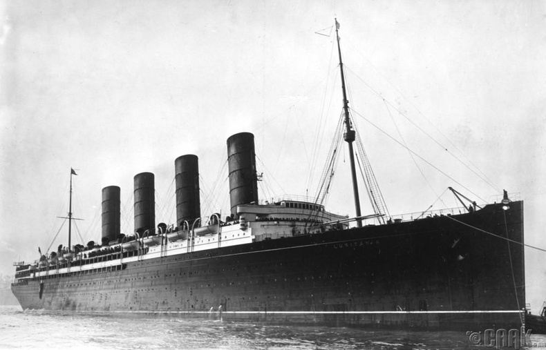 """Лузитания"" (The Lusitania)"