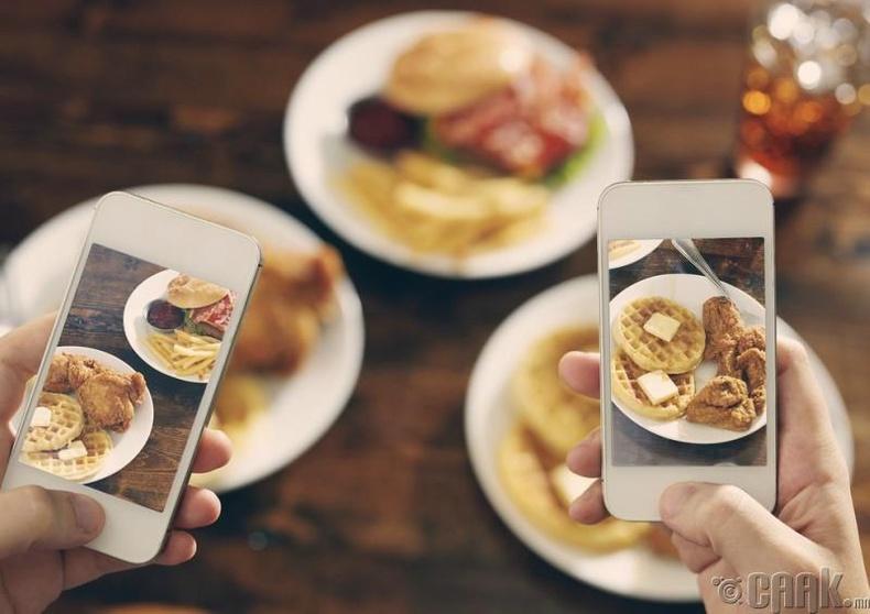 Хоолны зураг