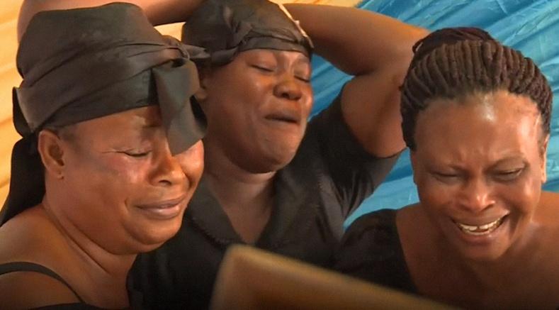 Африкийн мэргэжлийн гашуудагчид гэж хэн бэ?