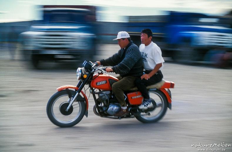 Планета-5 мотоцикль хөлөглөх эрчүүд, Ховд хот