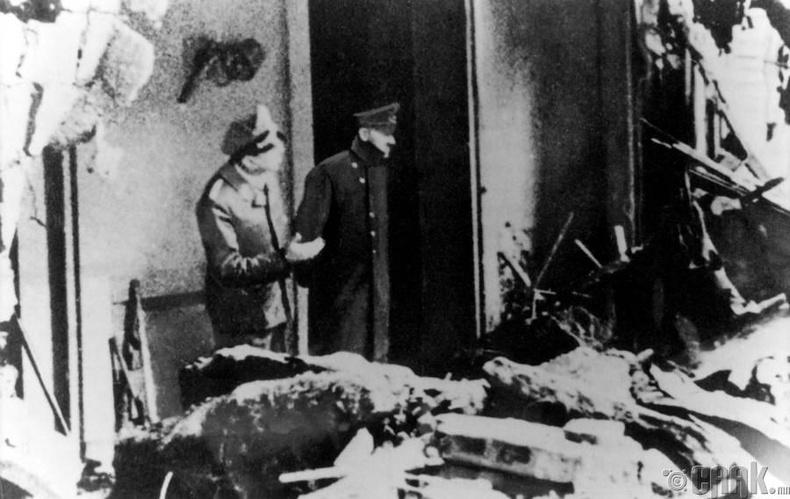 Адольф Гитлерийн үхэл