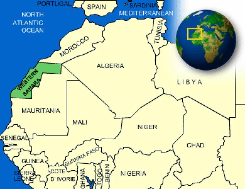 Баруун Сахар