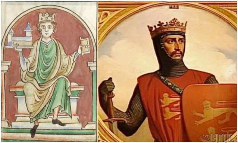 Хенри I, Роберт Куртхёз
