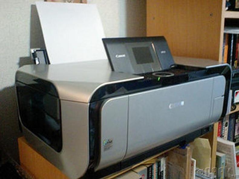 Өнгөт принтер
