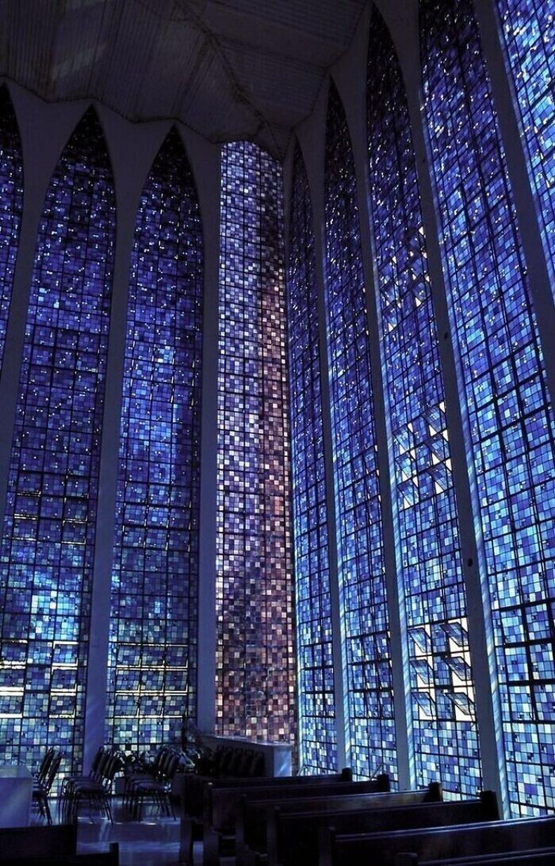Дон Боско сүм, Бразил.
