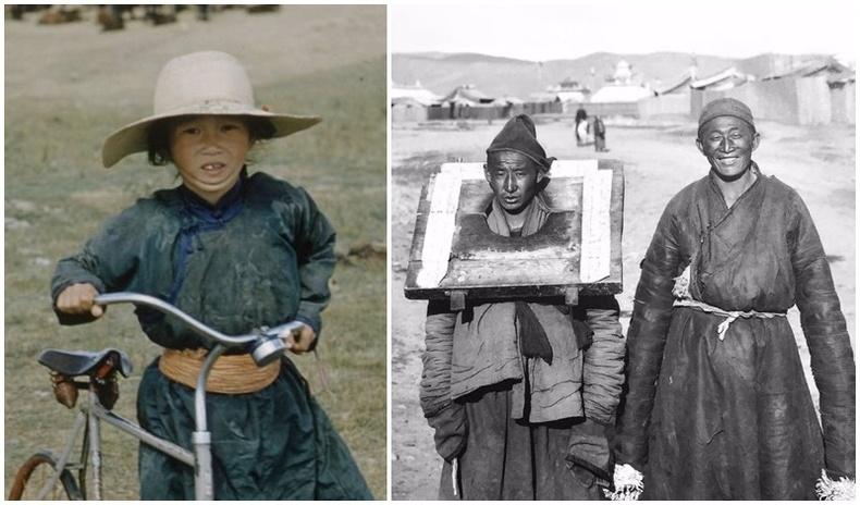 Монголчуудын түүхийг сонирхолтой өнцгөөс харуулах ховор гэрэл зургууд