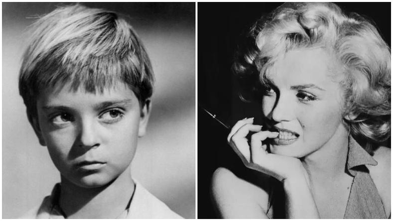 """Мэрилин Монротой """"болзсон"""" 12 настай хүү"""