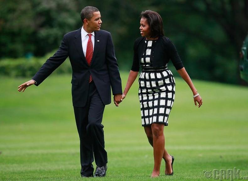 Мишел Обама (Michelle Obama)