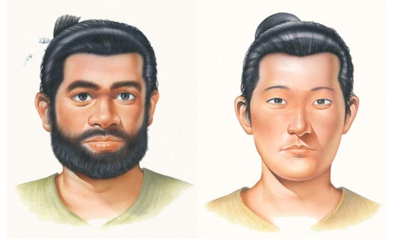 Япон хүмүүс Солонгосчуудаас гаралтай гэж үнэн үү?