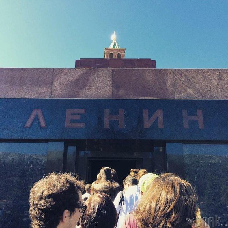 Ленины бунхан
