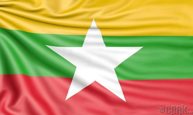 Мьянмарын цэргийн эрх дарх