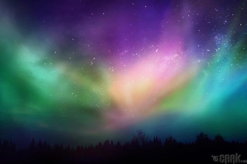 Канадын шөнийн гэрэл