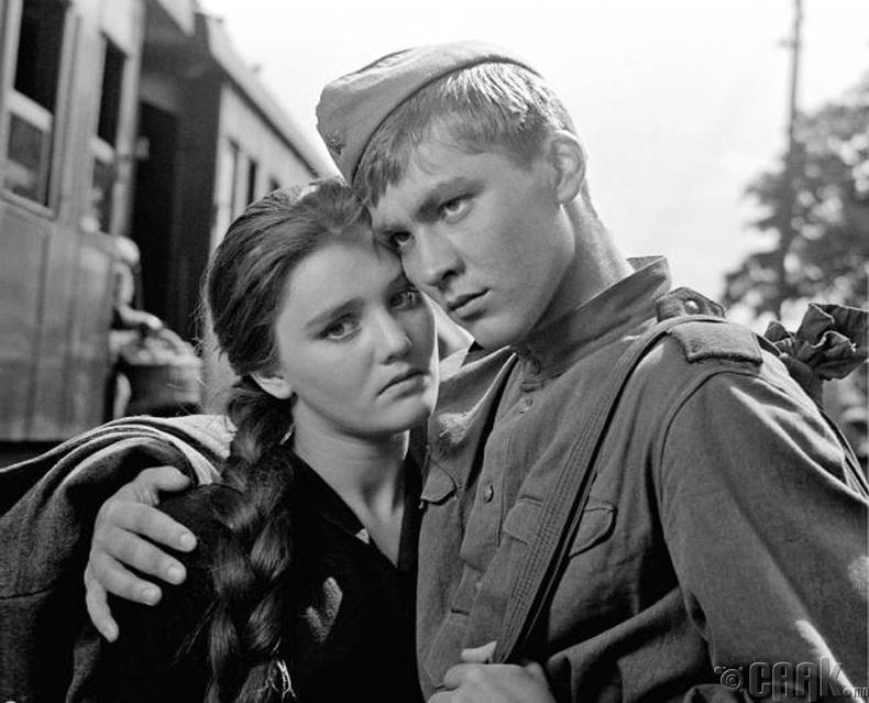 """""""Цэргийн уянга"""" (Баллада о солдате) - 1959"""