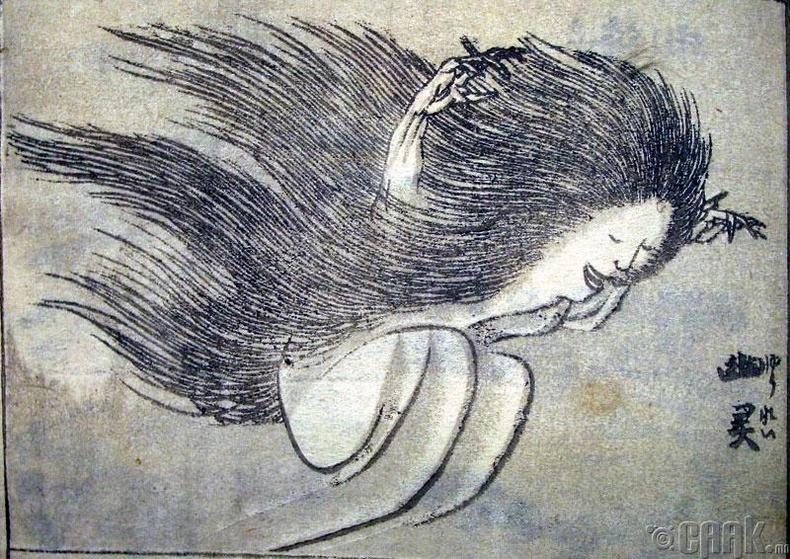 Оюүки (Oyuki)-ийн сүнс