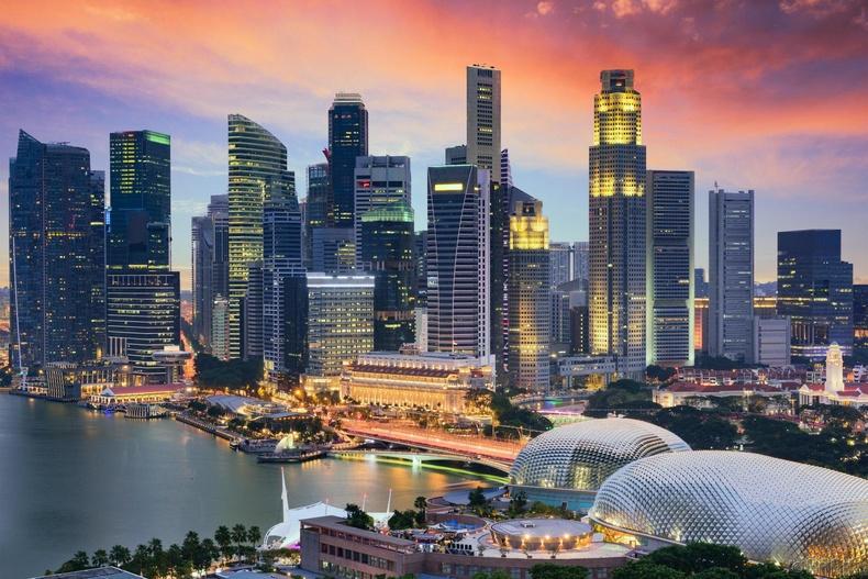 Сингапур хот, Сингапур
