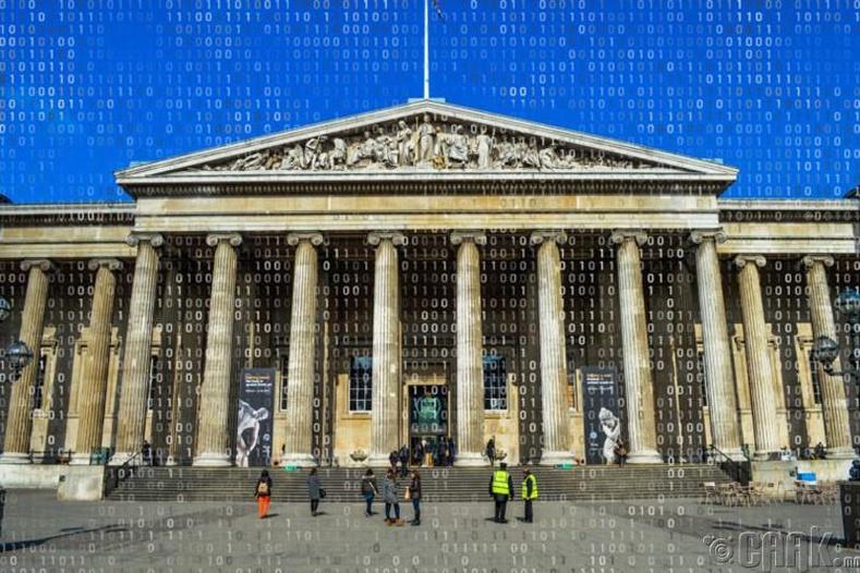 Британийн музей