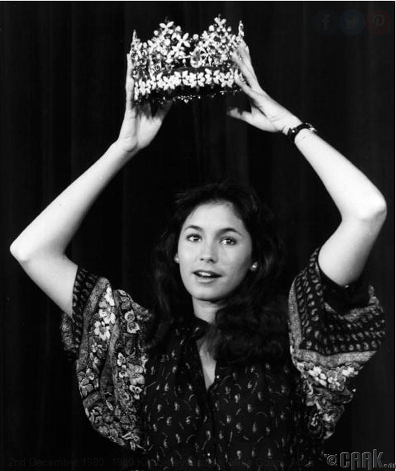 Кимберли Сантос (Kimberly Santos), Гуам - 1980