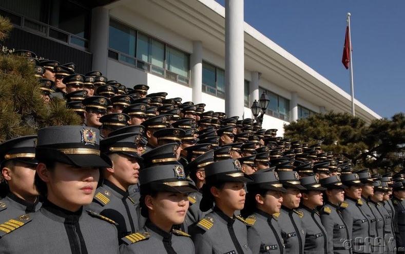 БНСУ-ын батлан хамгаалахын академи