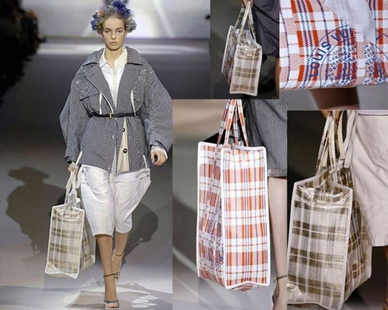 Алдарт Louis Vuitton болон Balenciaga брэндийн цүнхнүүд