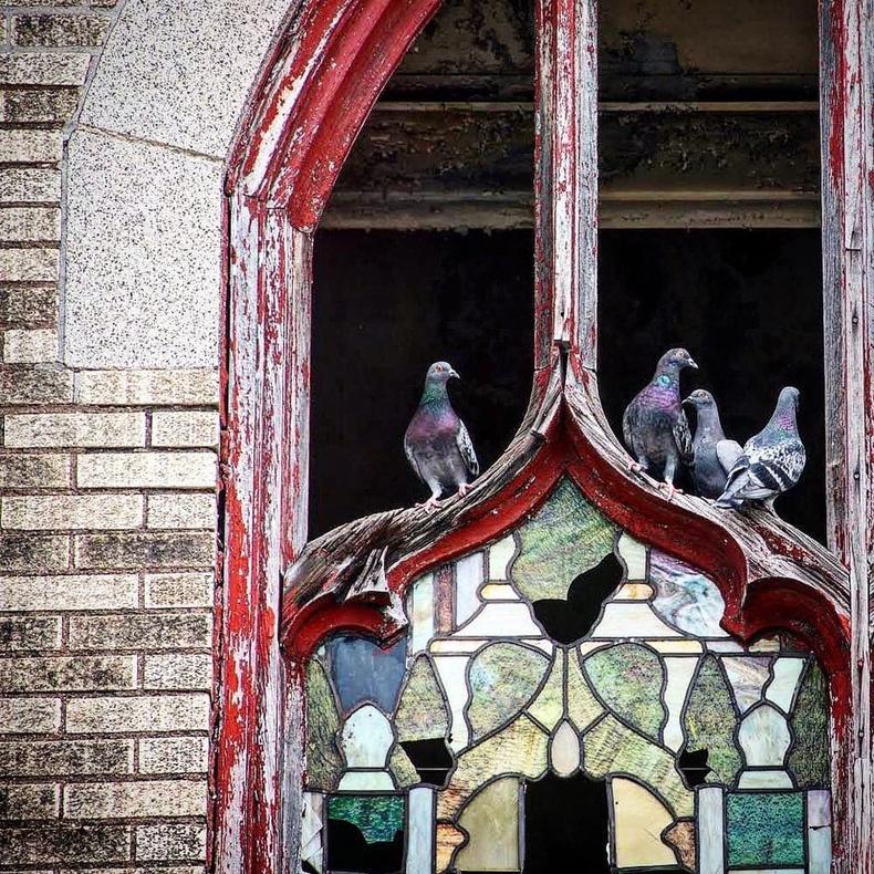 Пеннсилвани муж дахь хаягдсан сүм