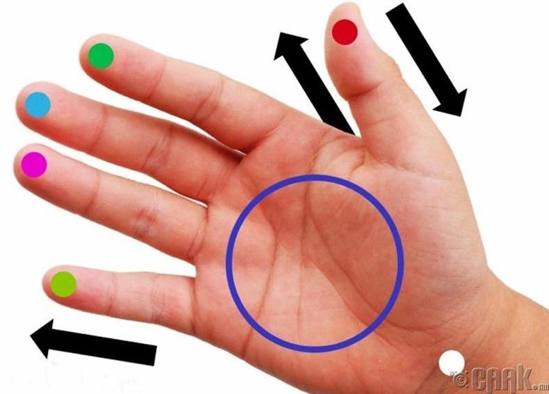 Хурууны даралтыг хэрхэн тохируулах вэ?