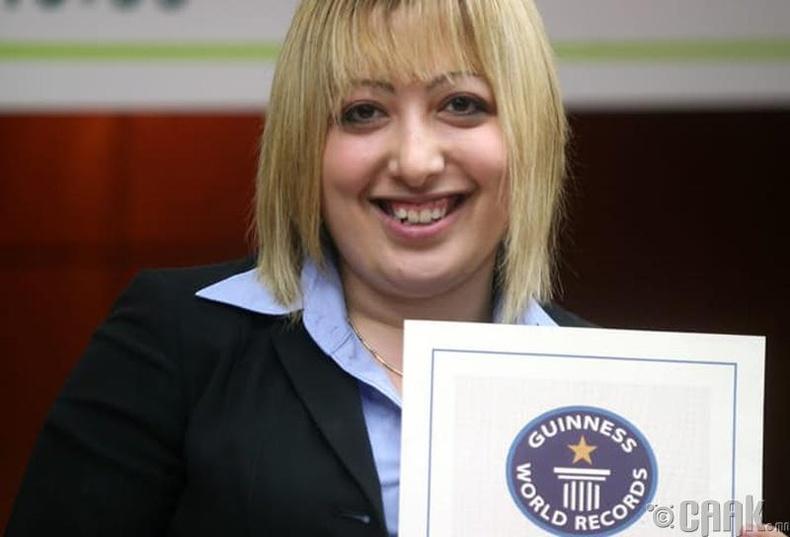 Алиа Сабур (Alia Sabur)