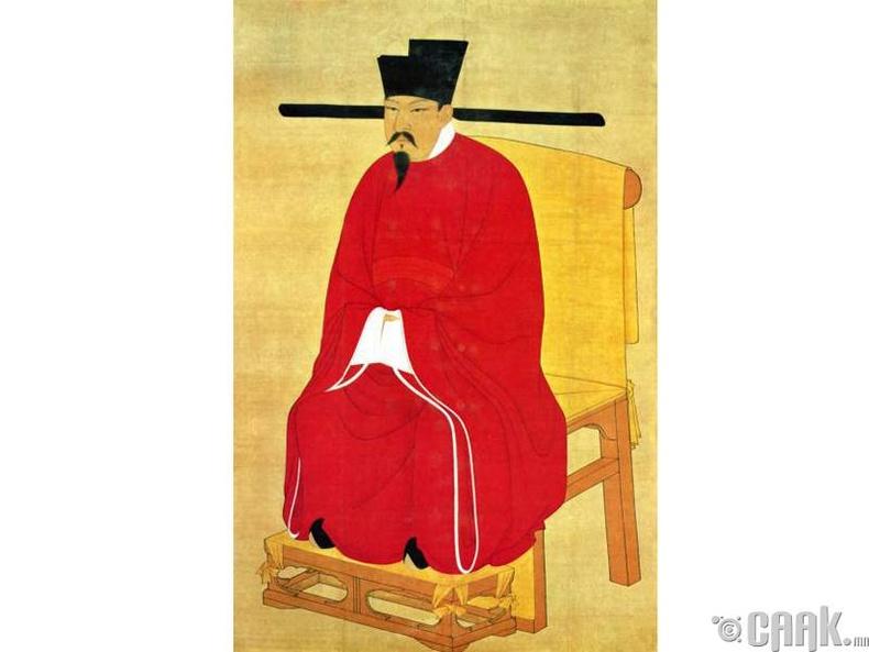 Шэнь Цзун хаан (Emperor Shenzong)