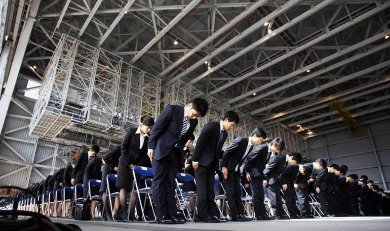 Япончуудын үр бүтээлтэй ажилладаг нууц юу вэ?