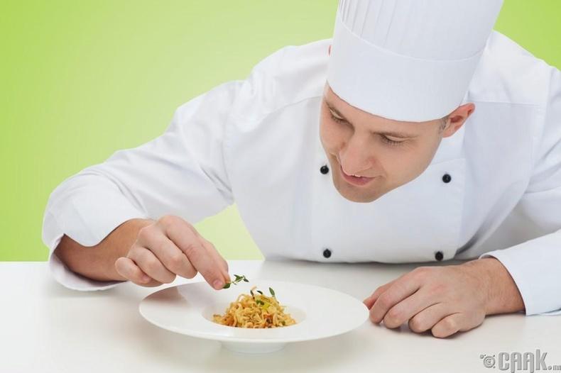 Хоол хийх чадвар