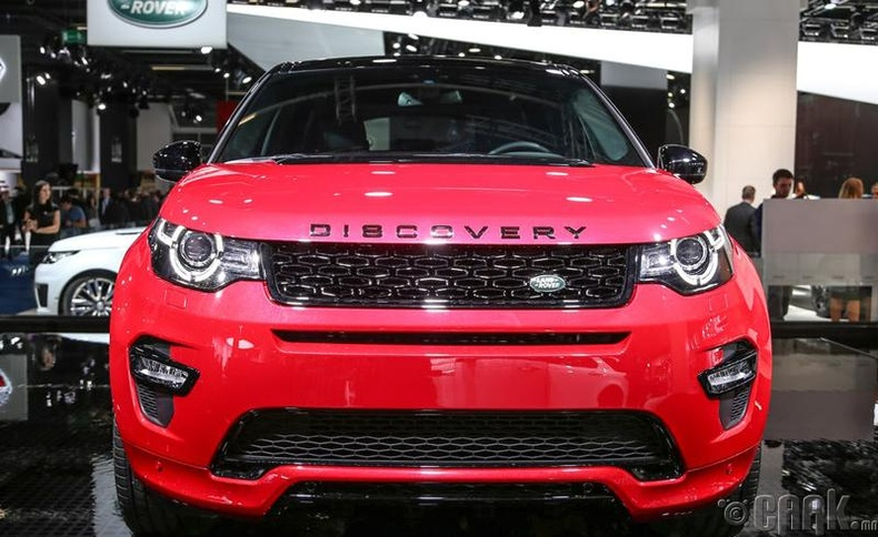 """""""Land Rover Discovery Sport"""""""