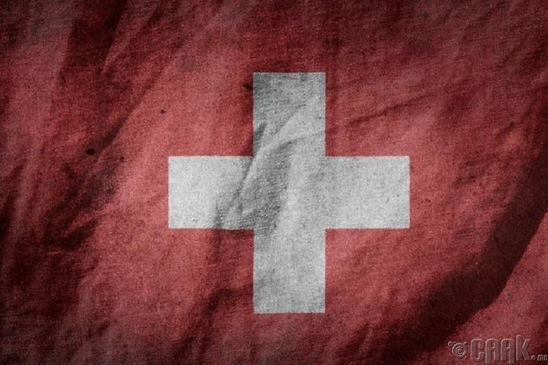 Швейцар (дундаж IQ: 101)