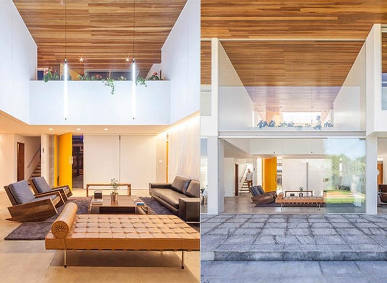 Бразил байшингийн дизайн