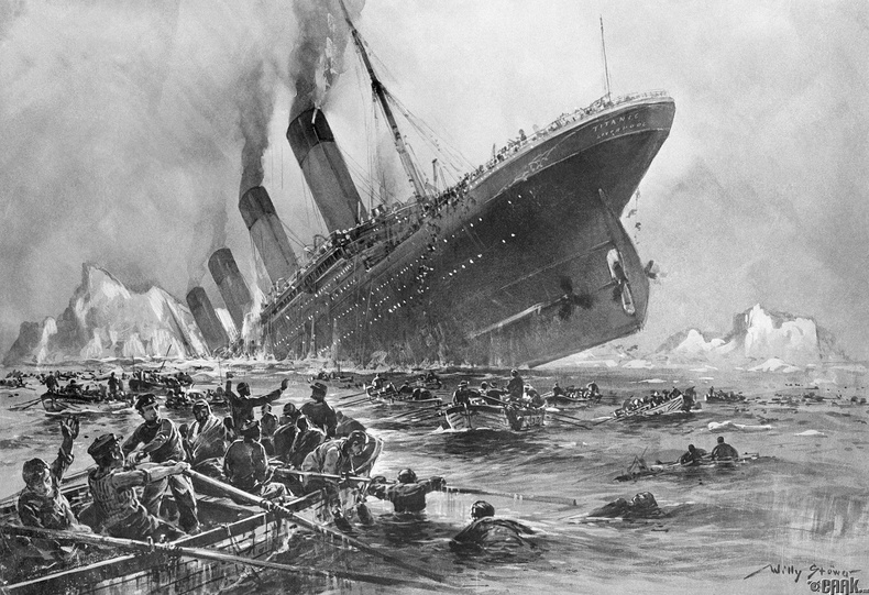 """1898 онд хэвлэгдсэн зохиол """"Титаник""""-ийн ослыг зөгнөсөн үү?"""