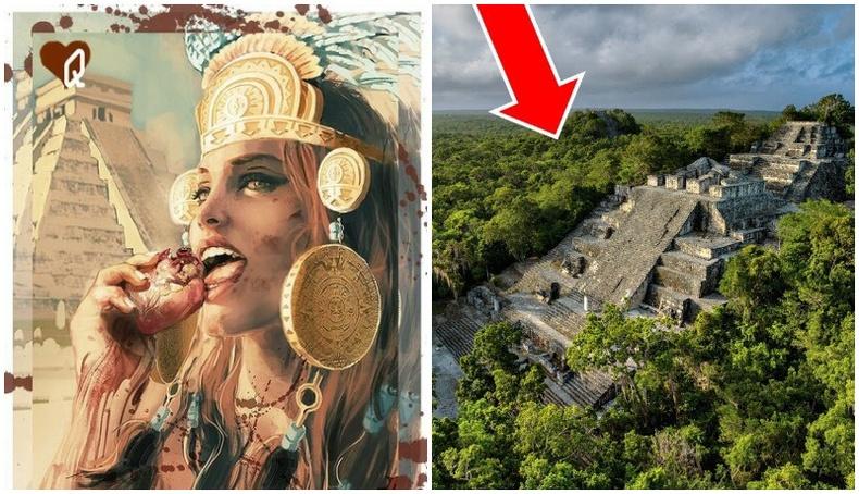 Маяачуудыг гайхамшигтай соёл иргэншилтэй байсныг батлах зүйлс