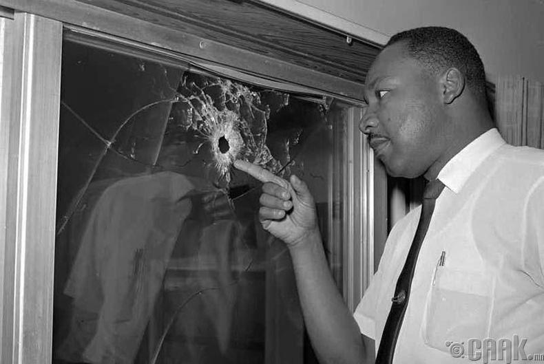 Мартин Лютер Кингийн зүүд