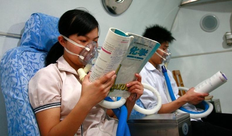 Хятад дахь элсэлтийн шалгалт ямар хүнд болдгийг батлах зургууд