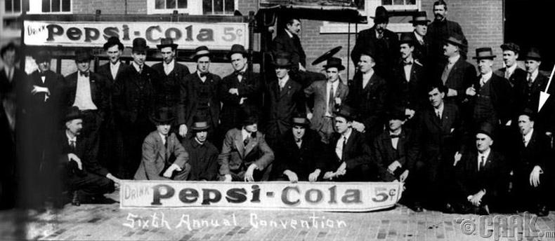 """""""Pepsi"""" (1915 он)"""
