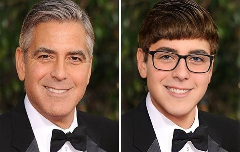 Жорж Клуни (George Clooney)