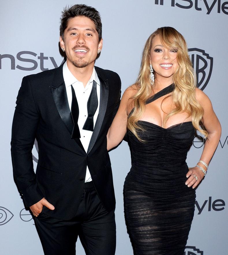 Брайан Танака (Bryan Tanaka) болон Мэрайя Кэри (Mariah Carey)