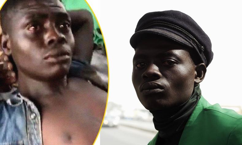 Гудамжинд хоног төөрүүлж явахдаа санамсаргүйгээр модель болсон Нигери залуугийн түүх