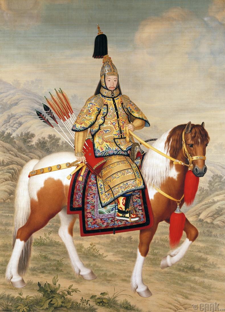 Тэнгэр тэтгэгч хаан (1735 — 1796)