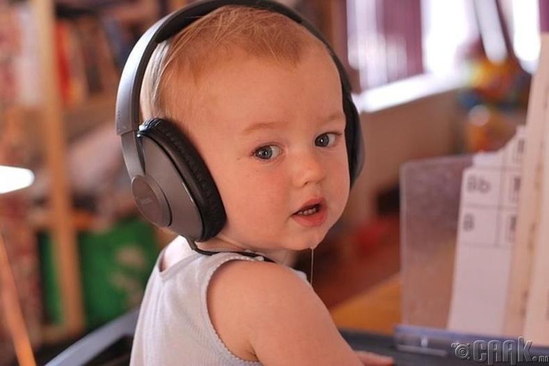 Хөгжим ямар ч хүүхдийг аргадаж чадна