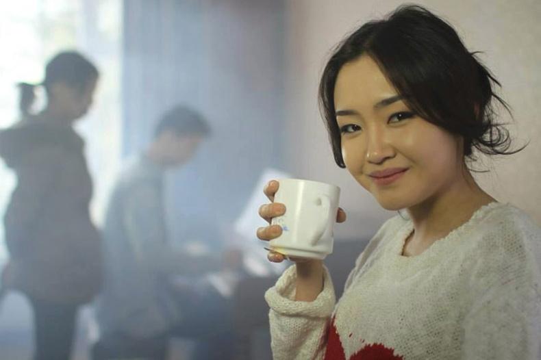 Монголын үзэсгэлэнт охид (100 фото) №135