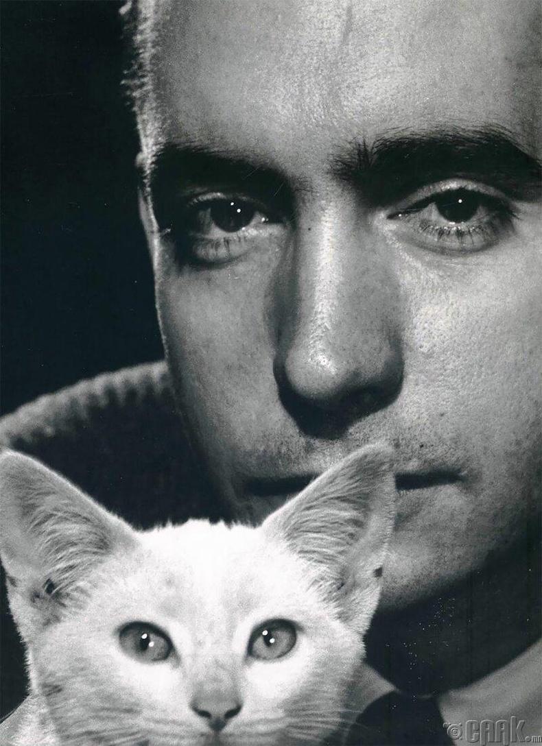 Америкийн жүжигчин Эдвард Альби, 1961 он