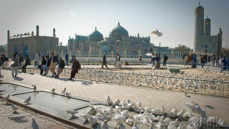 Балх (Афганистан) - МЭӨ 1500-2000