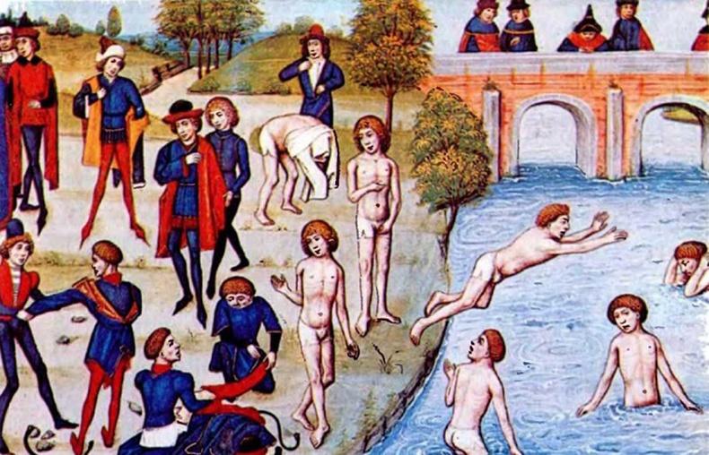 Эртний хүмүүс ариун цэврээ хэрхэн сахидаг байсан тухай түүхэн баримтууд